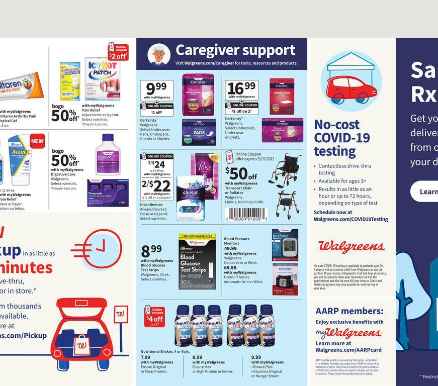 09.05.2021 Walgreens ad 18. page