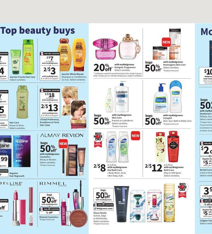 16.05.2021 Walgreens ad 13. page