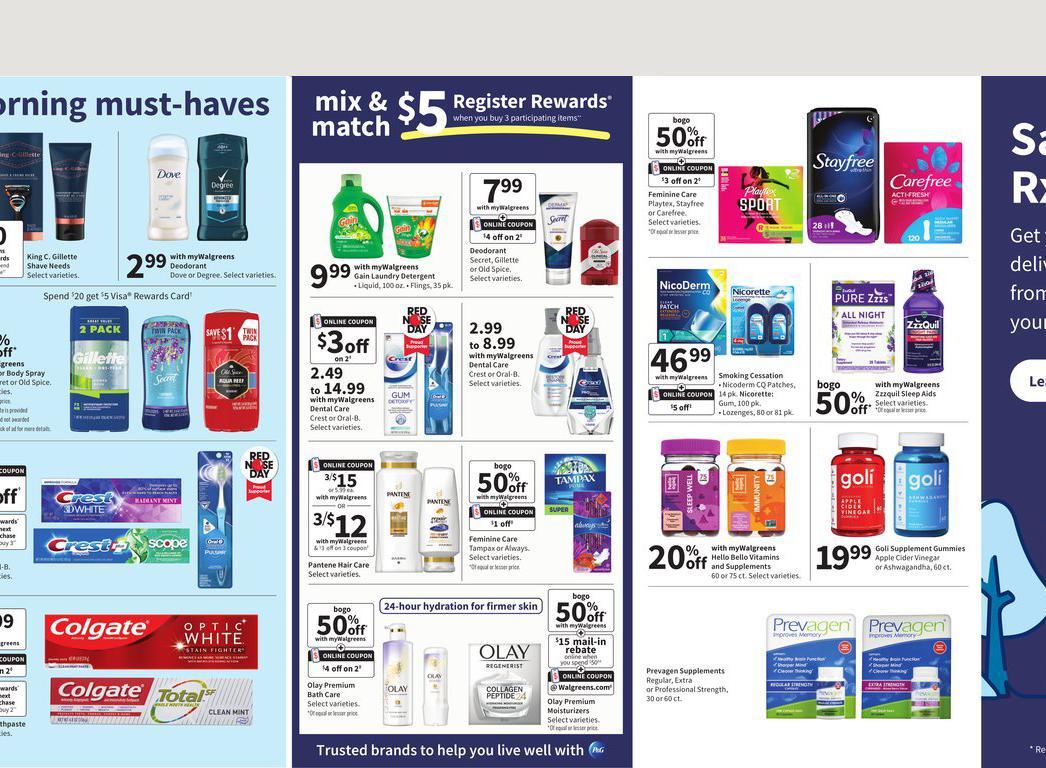 16.05.2021 Walgreens ad 14. page