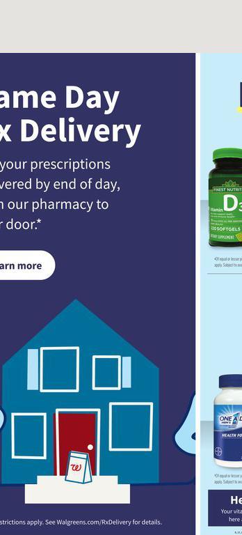 16.05.2021 Walgreens ad 15. page