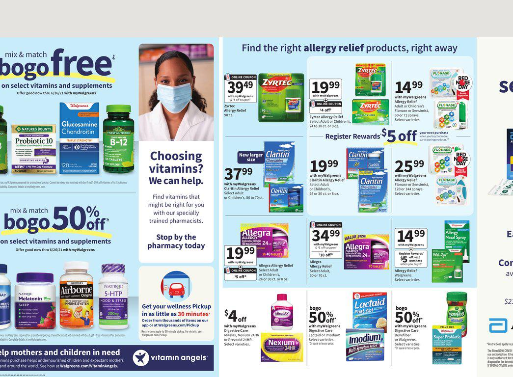 16.05.2021 Walgreens ad 16. page