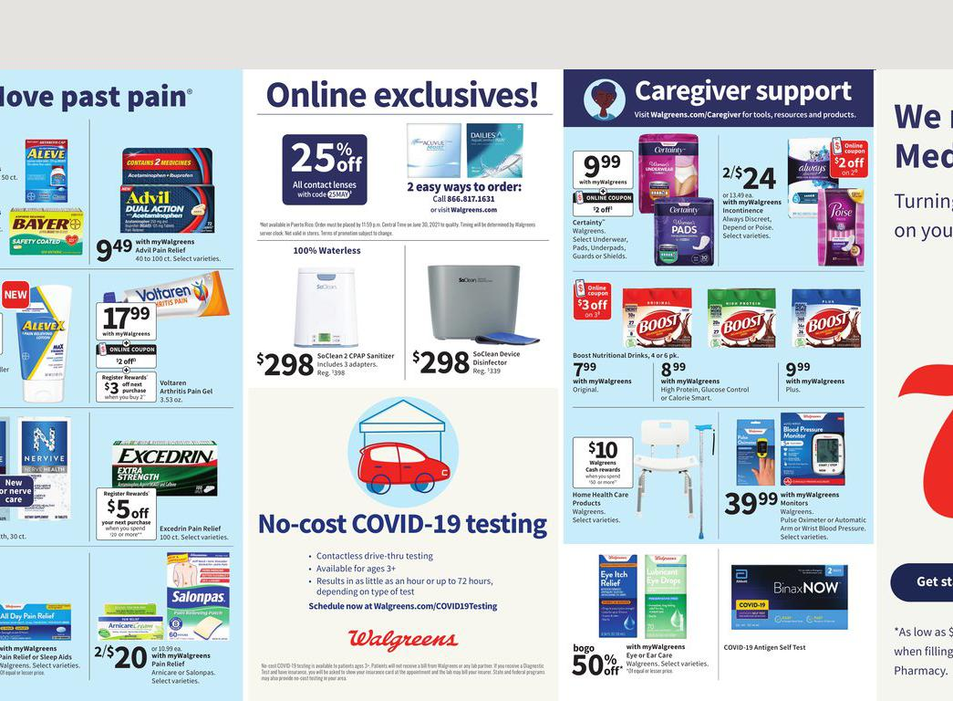 16.05.2021 Walgreens ad 18. page