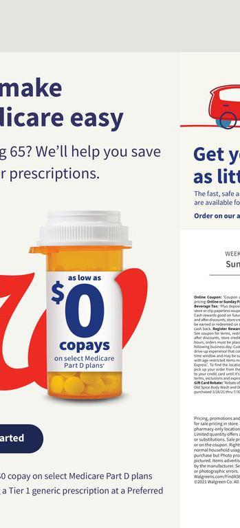 16.05.2021 Walgreens ad 19. page