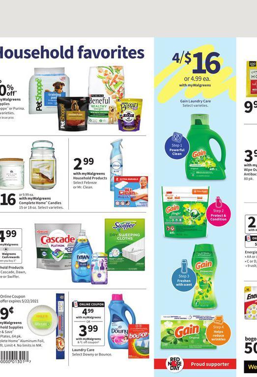 16.05.2021 Walgreens ad 9. page