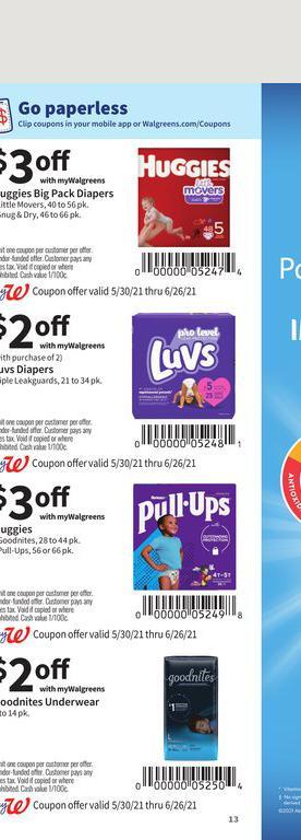 30.05.2021 Walgreens ad 13. page