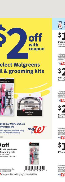 30.05.2021 Walgreens ad 20. page