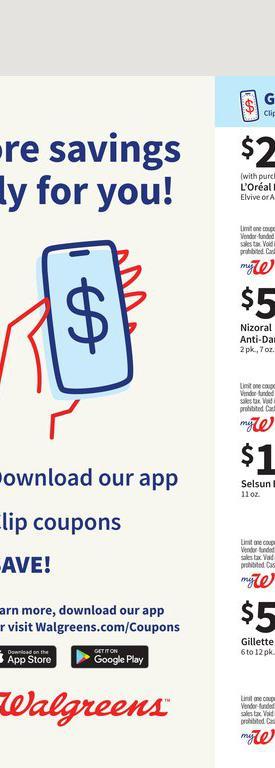 30.05.2021 Walgreens ad 22. page