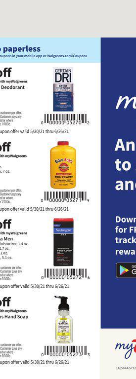 30.05.2021 Walgreens ad 26. page