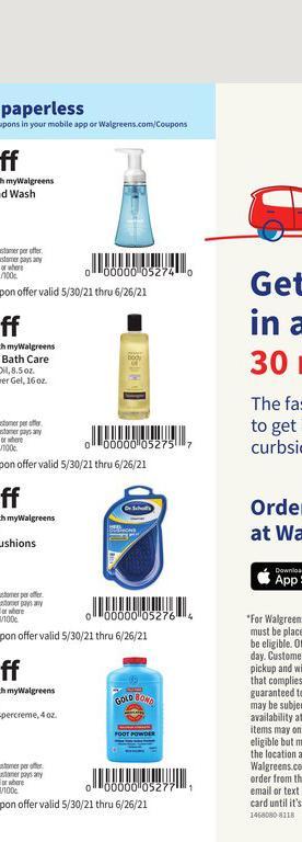 30.05.2021 Walgreens ad 28. page