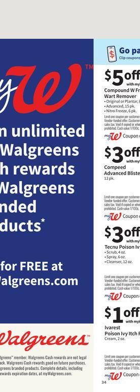 30.05.2021 Walgreens ad 33. page