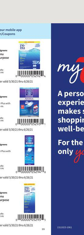 30.05.2021 Walgreens ad 39. page