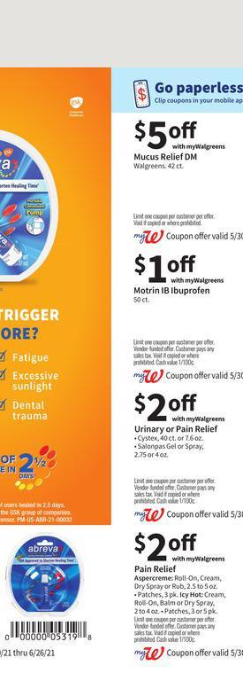 30.05.2021 Walgreens ad 54. page