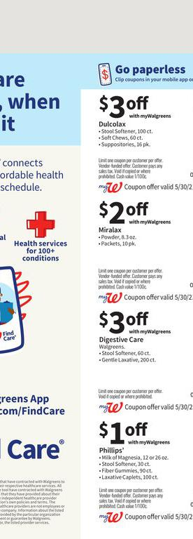 30.05.2021 Walgreens ad 58. page