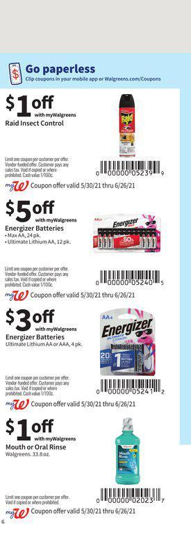 30.05.2021 Walgreens ad 6. page