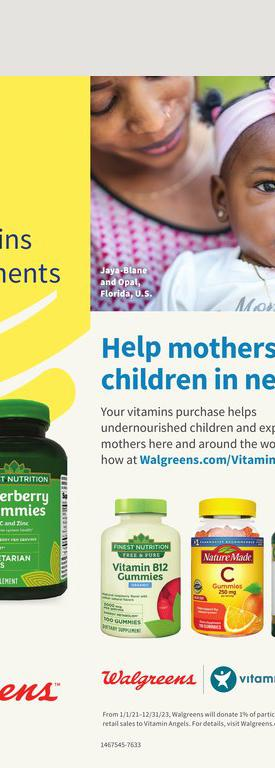 30.05.2021 Walgreens ad 67. page