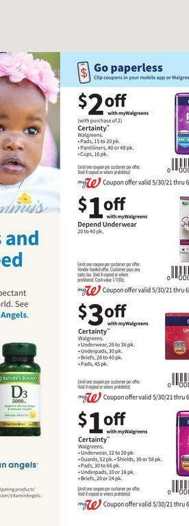 30.05.2021 Walgreens ad 68. page