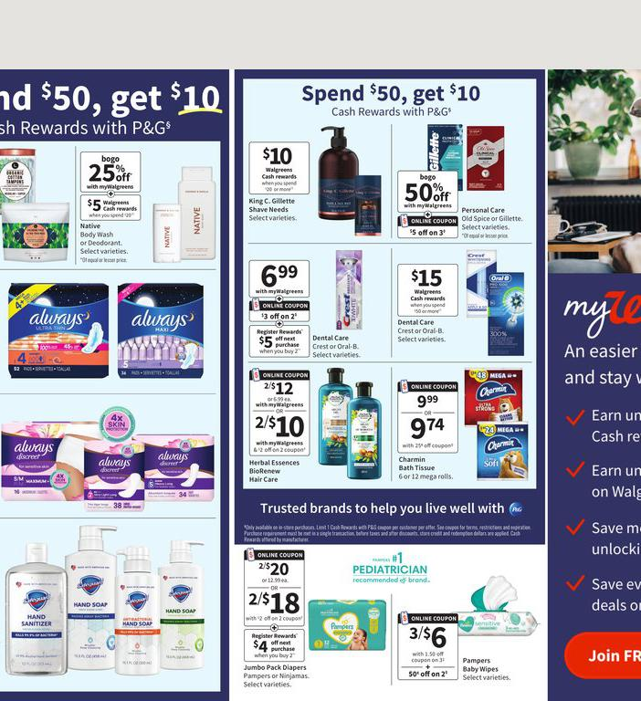 06.06.2021 Walgreens ad 11. page