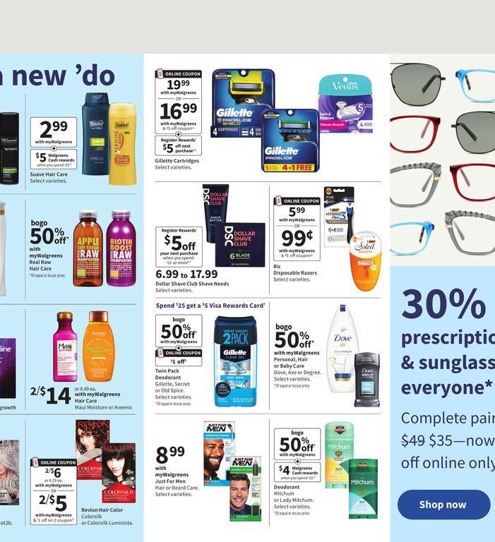 06.06.2021 Walgreens ad 16. page