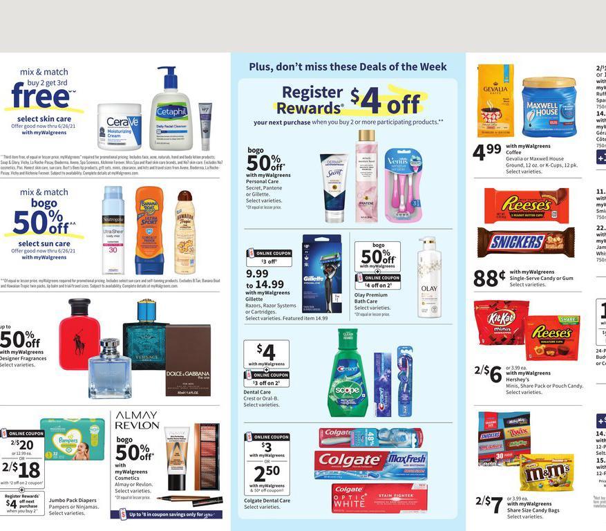06.06.2021 Walgreens ad 2. page