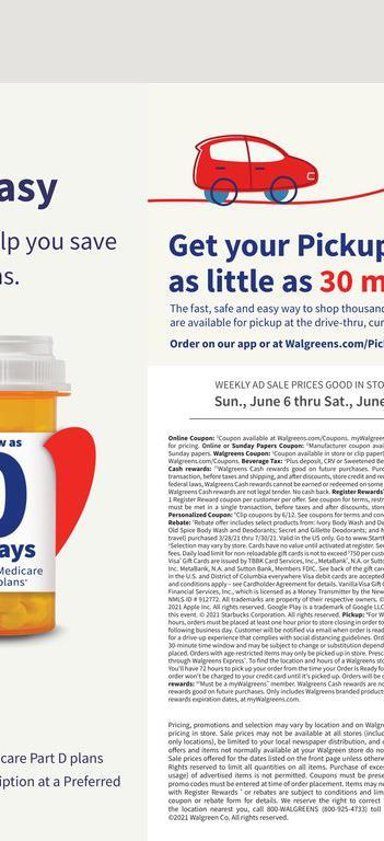 06.06.2021 Walgreens ad 24. page