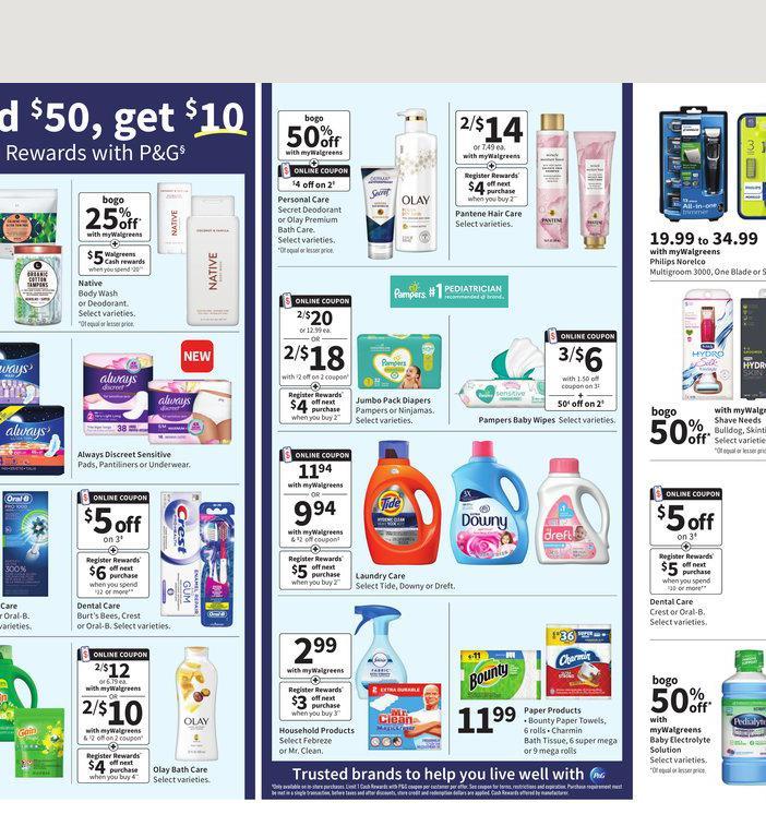 13.06.2021 Walgreens ad 13. page