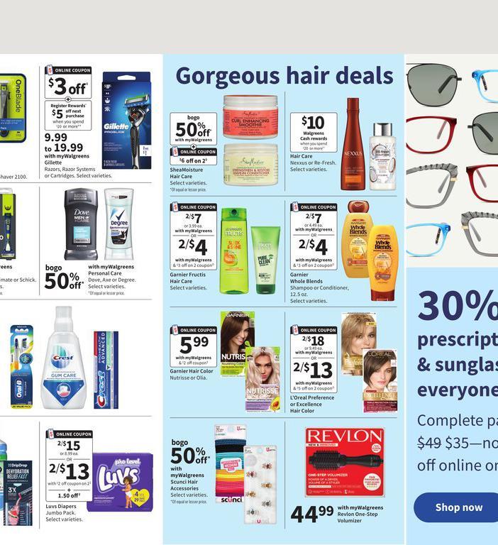13.06.2021 Walgreens ad 14. page