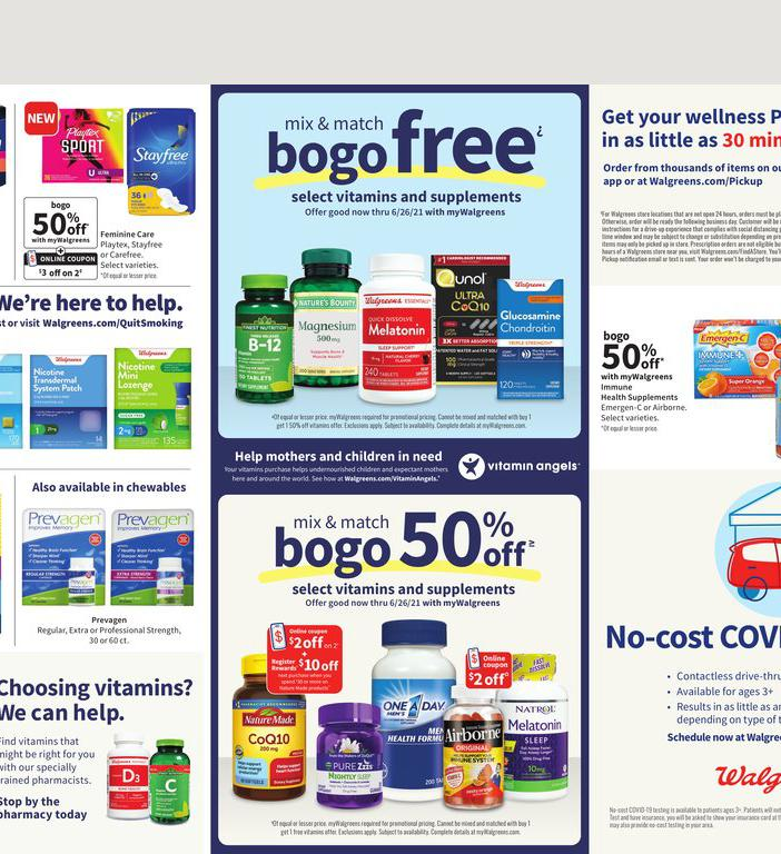 13.06.2021 Walgreens ad 19. page