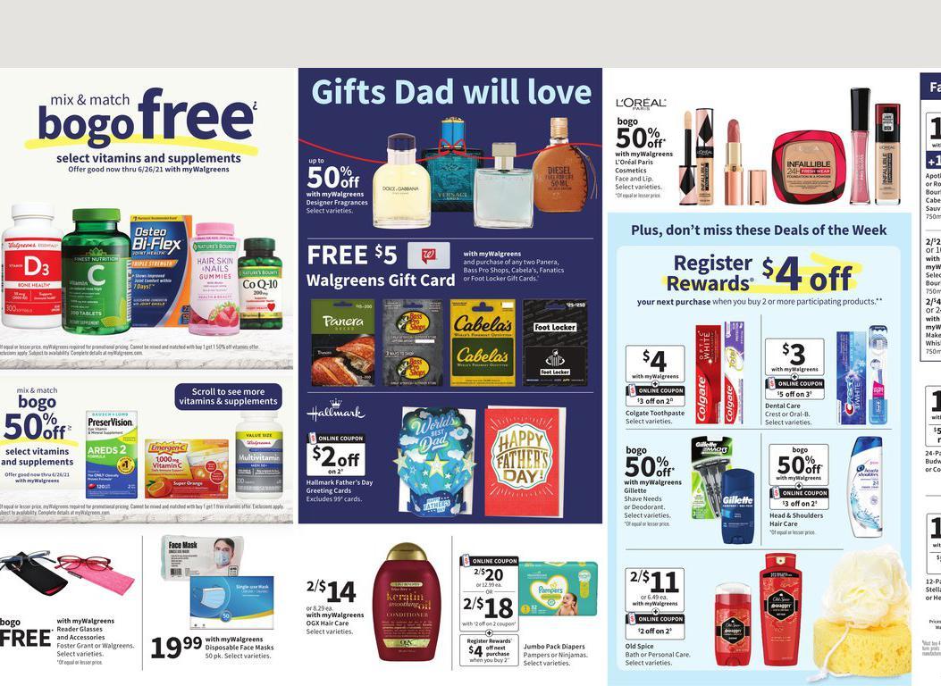 13.06.2021 Walgreens ad 2. page