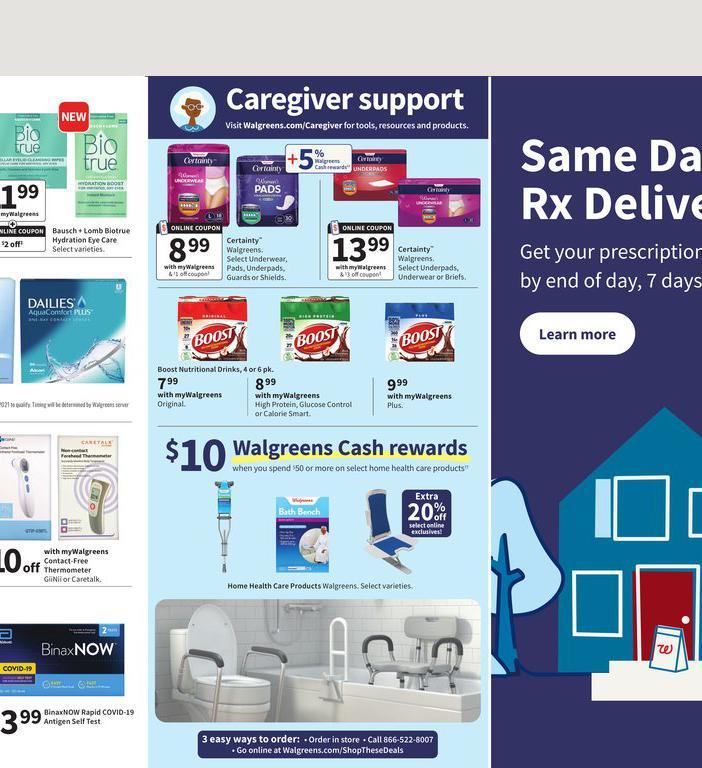 13.06.2021 Walgreens ad 24. page