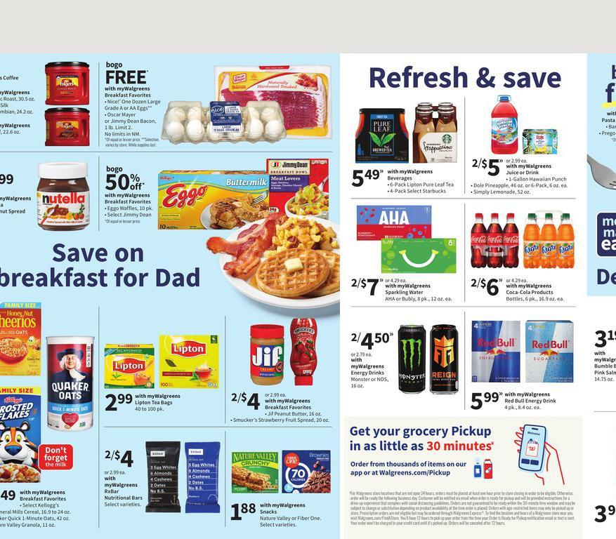 13.06.2021 Walgreens ad 4. page