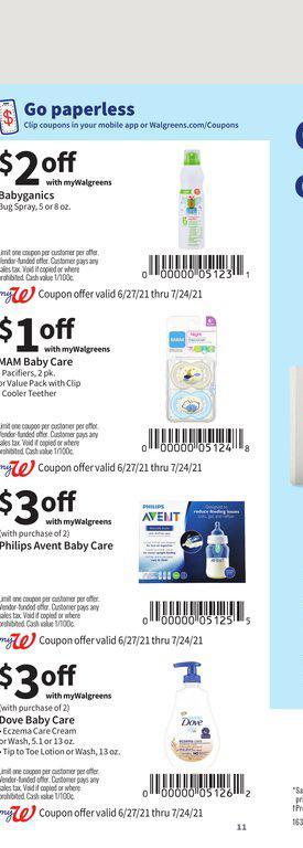 27.06.2021 Walgreens ad 10. page