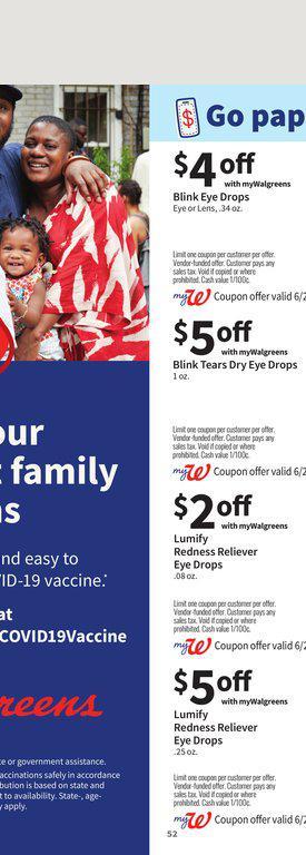 27.06.2021 Walgreens ad 48. page
