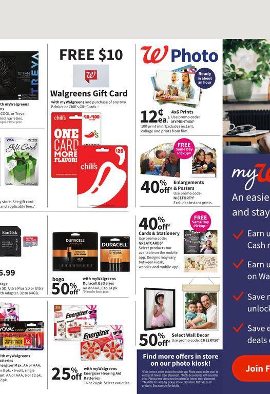 18.07.2021 Walgreens ad 10. page