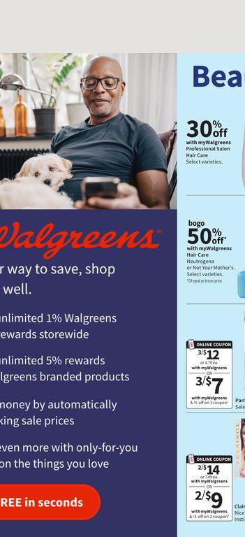 18.07.2021 Walgreens ad 11. page