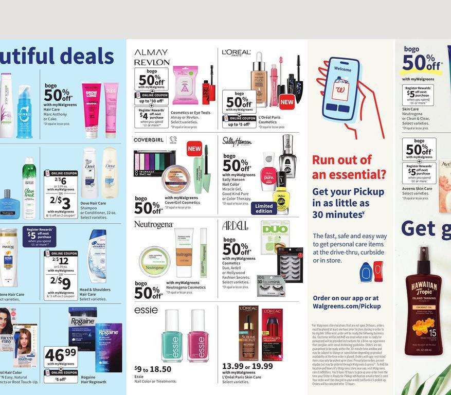 18.07.2021 Walgreens ad 12. page