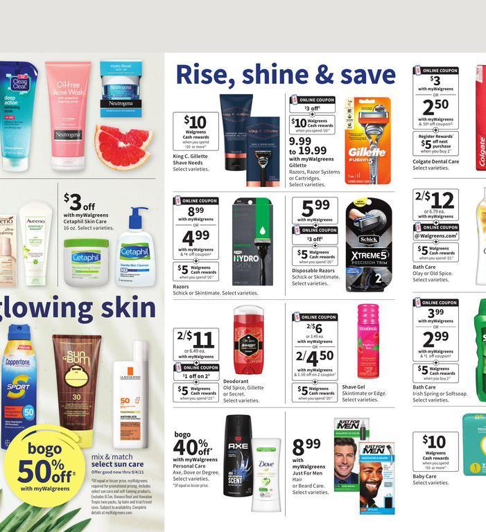 18.07.2021 Walgreens ad 13. page