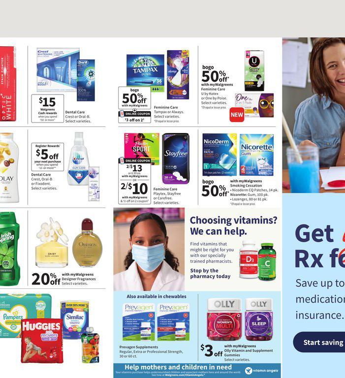 18.07.2021 Walgreens ad 14. page