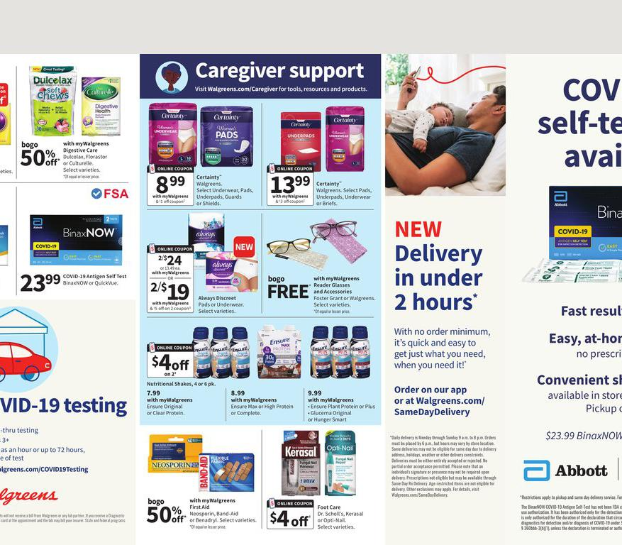18.07.2021 Walgreens ad 18. page