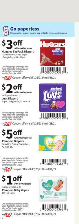25.07.2021 Walgreens ad 11. page