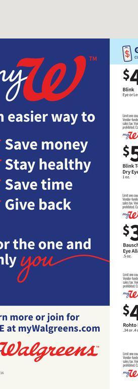 25.07.2021 Walgreens ad 41. page