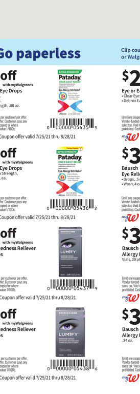 25.07.2021 Walgreens ad 45. page