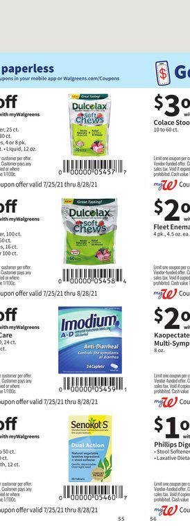 25.07.2021 Walgreens ad 54. page