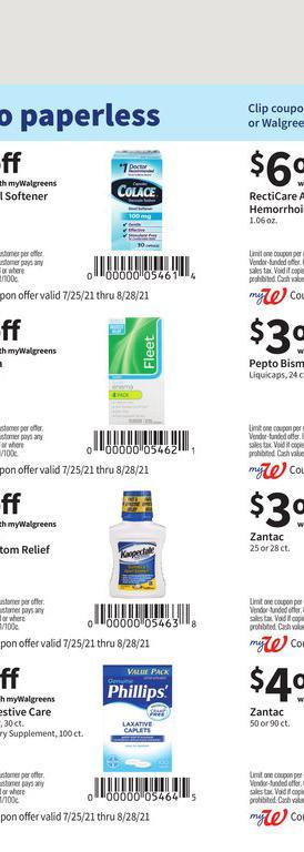 25.07.2021 Walgreens ad 55. page