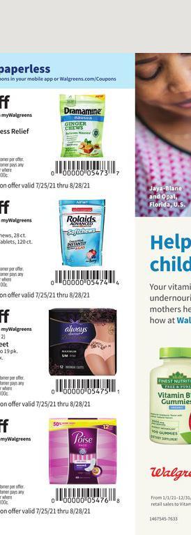25.07.2021 Walgreens ad 59. page