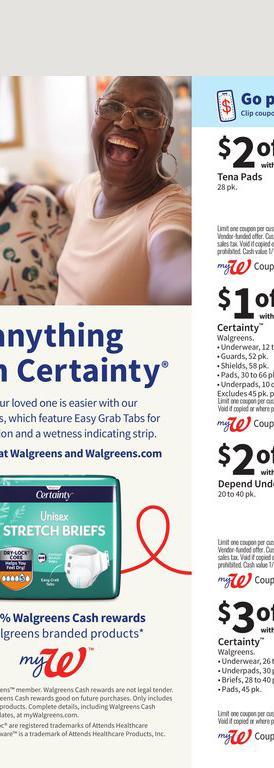 25.07.2021 Walgreens ad 61. page