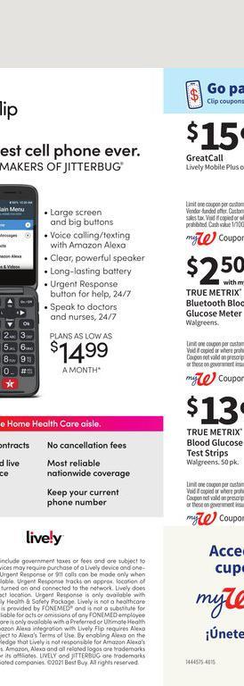 25.07.2021 Walgreens ad 67. page
