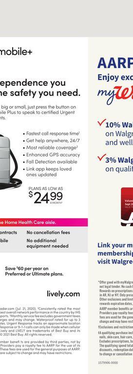 25.07.2021 Walgreens ad 69. page