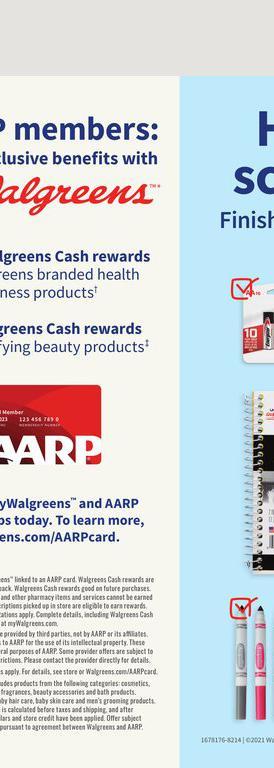25.07.2021 Walgreens ad 70. page