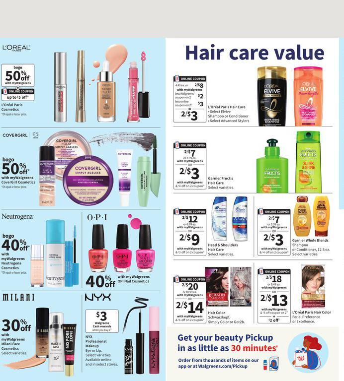 01.08.2021 Walgreens ad 15. page
