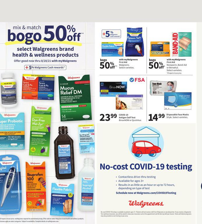 01.08.2021 Walgreens ad 25. page